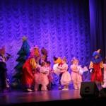 Международный фестиваль-конкурс Первый шаг, декабрь 2013
