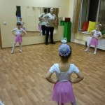 Открытые занятия, декабрь 2014 года (Ул.Ивана Фомина)